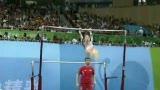 视频:高低杠比赛 日本选手朴美浓部优夺冠