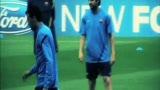 视频:巴萨妖锋恢复有球训练 复出指日可待