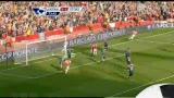 进球视频:范佩西左脚巧射破门 枪手再度领先