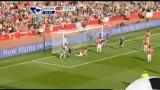 进球视频:高佬门前变灵猫 轻巧补射扳平比分