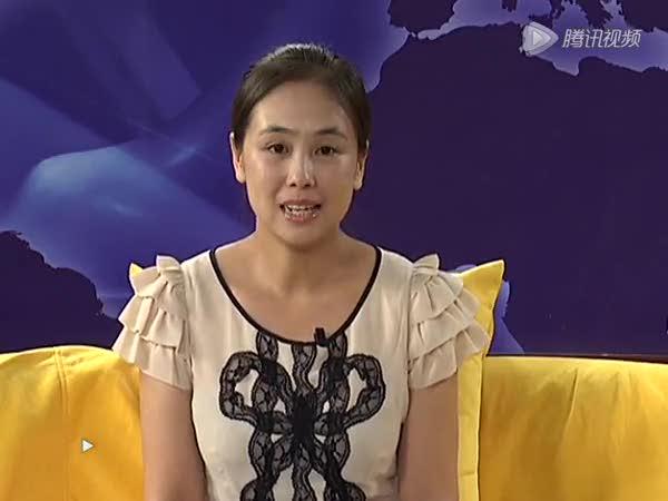北外网络教育学院院长曹文做客腾讯教育