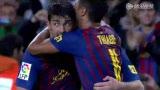 进球视频:梅西单挑马竞防线 轻松低射破门