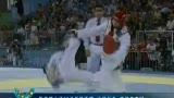 视频:女跆73公斤级决赛 中华台北选手夺冠