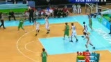 视频:男篮半决赛 加拿大24-18拿下第一节