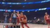 NBA全明星集锦 科比超越乔丹杜兰特MVP