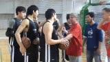 视频:张卫平训练营开营 北大校队示范教学