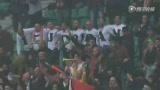 视频:国足防线出错 法塔赫门前补射扳回一城