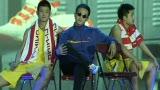 视频:国羽春晚 男单组林丹陈金等表演小品