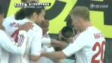 进球视频:米兰逃手球判罚 罗比尼奥插上破门