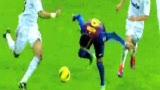 视频:桑切斯刺痛伯纳乌 关键进球助巴萨逆转