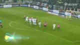 进球视频:皮尔洛祭任意球绝技 美妙弧线破门