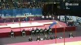 视频:行动高标准与VISA国际体操双杠在伦敦会晤
