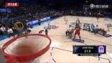 NBA技巧挑战赛 沃尔稍显紧张与决赛失之交臂