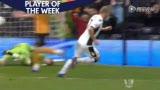 视频:英超第27轮最佳球员 俄罗斯锋霸获殊荣