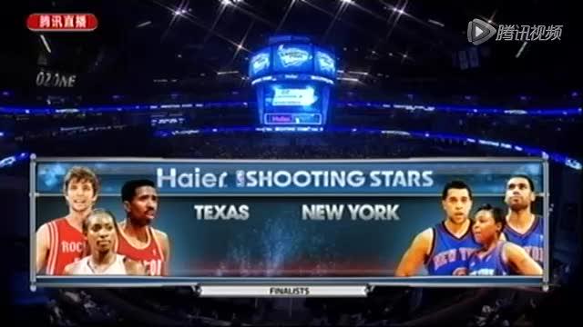 NBA投篮之星决赛 休斯顿大战尼克斯老将定输赢截图