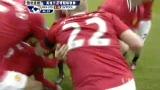 进球视频:曼联角球进攻 鲁尼觅良机推射破门
