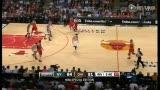 视频:尼克斯vs公牛末节 罗斯32+7接管比赛