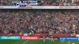 进球视频:阿特塔世界波 超级进球博温格一笑