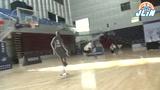 林书豪篮球训练营哈尔滨站 现场惊现双胞胎选手