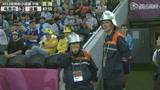 视频:乌队球迷如兄弟打扮 比分落后无心看球