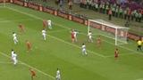 视频:俄罗斯破门心急 施罗科夫头球错失良机