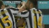 进球视频:皮尔洛精准角球 博努奇头槌破僵局