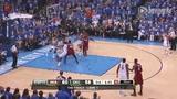视频:总决赛Ⅰ 阿杜突破赛弗罗萨反手上篮