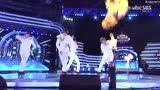 4minute+MBLAQ联合表演(live)