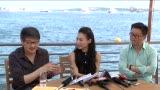 《危险关系》主创戛纳接受采访