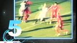 视频:C罗精彩赛季5佳球 超级远射致命电梯球