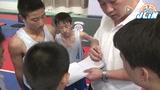 林书豪训练营郑州站 最小的牛小宝的晋级之路