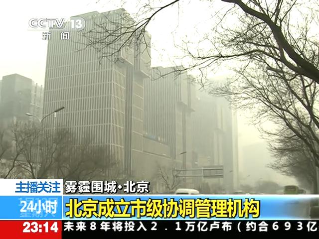 雾霾围城 北京:应对污染强制措施如何落实截图