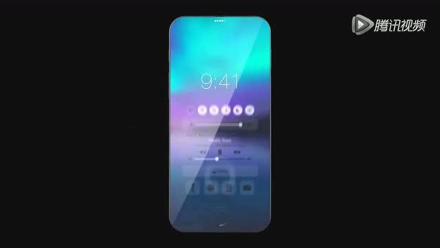 iphone 7概念设计 真是一点边框都没有