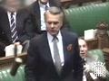 资料-英国前首相撒切尔夫人辩论现场