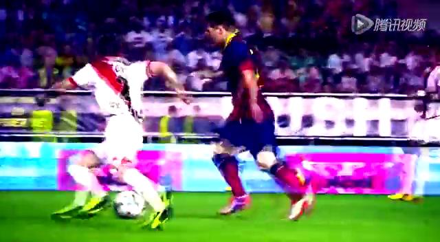 佩德罗13-14赛季盘点 天才妙传+绝妙脚后跟截图