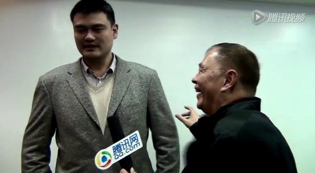 独家专访姚明 我当不了篮协领导 NBA就是娱乐截图