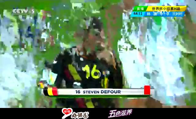 【红牌】比利时半场遭重创 中场大将恶意踩踏染红截图