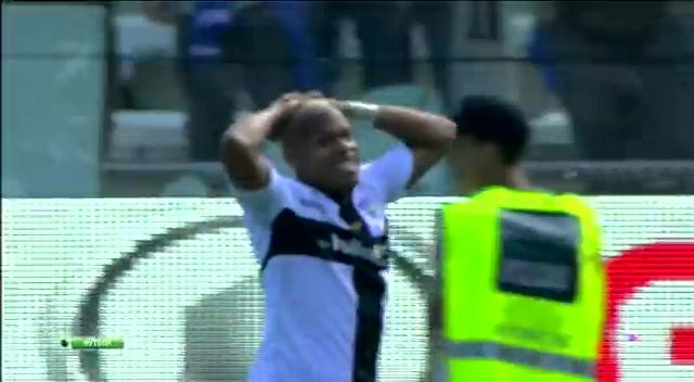 全场集锦:帕尔马2-0桑普多利亚 卡萨诺建功截图