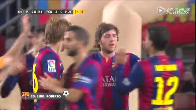 【进球】蒙托亚助攻罗伯托破门 梅西现身看台截图