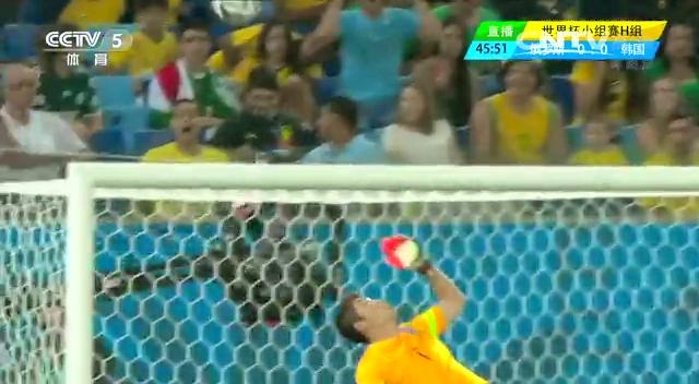全场集锦:俄罗斯1-1韩国 克尔扎科夫救主截图