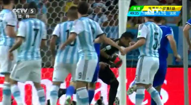 全场集锦:阿根廷2-1波黑 梅西破门截图