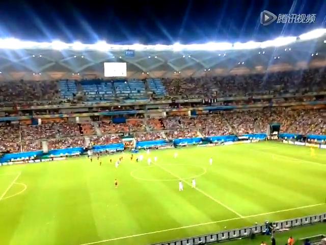 高温暂停首现世界杯截图