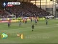 进球视频:奥尔德汉姆后卫出错 苏神劲射破网