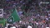 2008绿衫军夺冠庆祝瞬间 铁血硬汉加内特嚎啕大哭