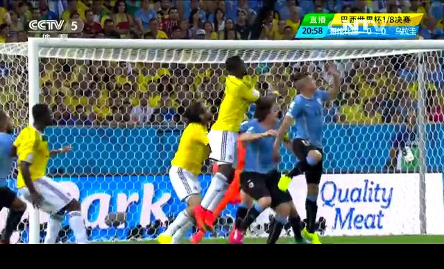 【哥伦比亚集锦】2-0乌拉圭 罗德里格斯梅开二度截图
