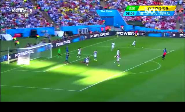 【第二十五比赛日能量瞬间】梅西带球强突德国后卫截图