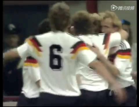 1990年世界杯经典战:德国4-1南斯拉夫截图