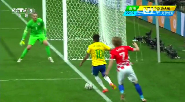 全场集锦:巴西3-1克罗地亚 内马尔两球逆转截图