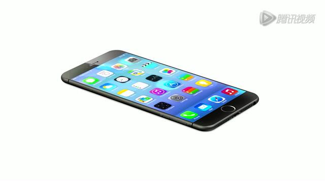iPhone 6 Air最新概念机演示截图