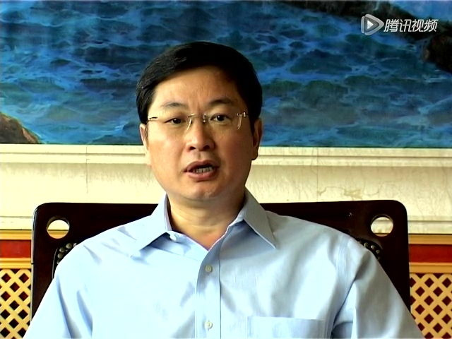 中国联合网络通信有限公司总经理陆益民寄语截图